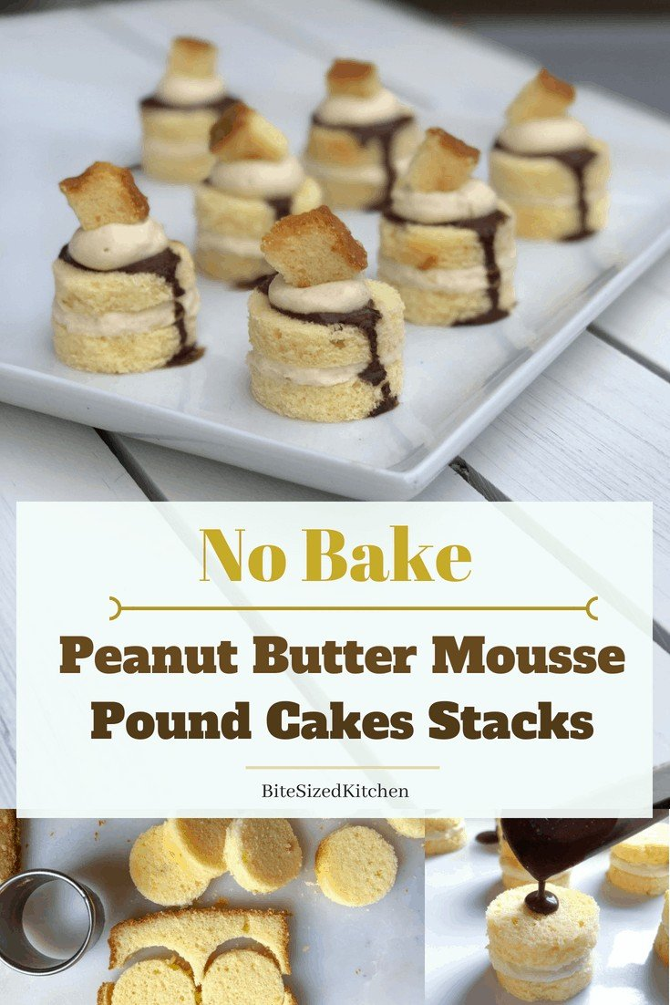A recipe for how to make EASY petit fours using store-bought pound cake. Perfect mini desserts for bridal showers or baby showers! #babyshowers #fundesserts #quickdesserts #fancydesserts