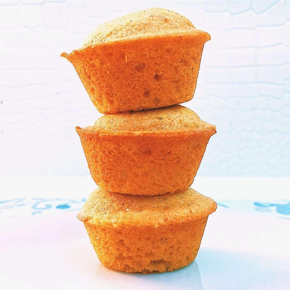 mini cornbread muffins