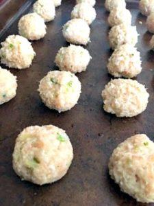 Brown Sugar Buffalo Chicken Meatballs Step 5