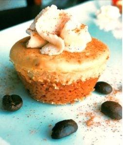 Kahlua Coffee Cheesecake Bites