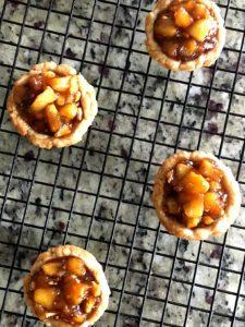 Mini Chai Tea Apple Pies