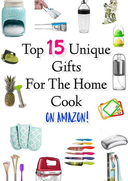 15 Unique Gifts For Any Home Cook