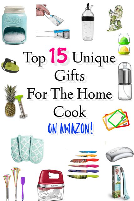 Top 15 Gifts for the home cook