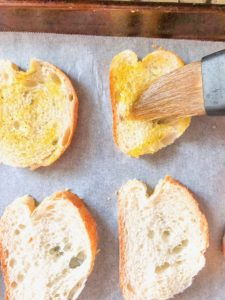 Ricotta Roasted Red Pepper Crostini (7)