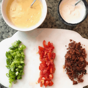 nacho toppings