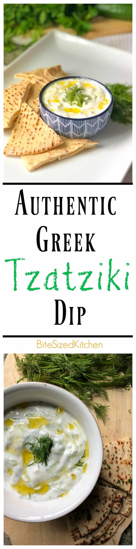 Easy Healthy Greek Tzatziki Sauce Recipe | Authentic Greek Tzatziki Sauce | Healthy Greek Yogurt Dip | Summer Dips | Creamy Greek Yogurt Sauce | The Best Cucumber Yogurt Dip #greek #tzatziki #summerdip