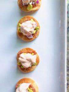 Healthy Mini Shrimp Tostadas (1)