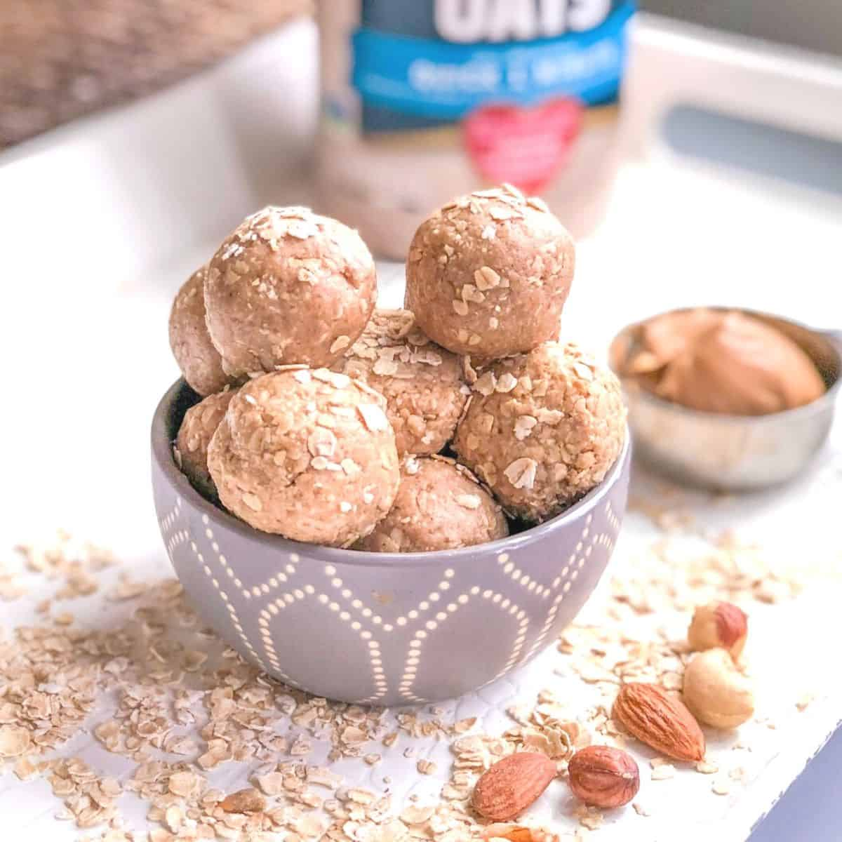 protein balls without dates