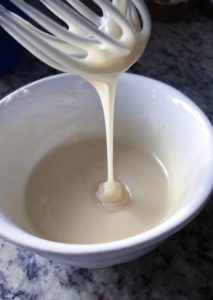 Microwave Vanilla Cream Fudge Bites (without condensed milk)