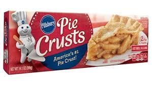 Pillsbury Pie Crust package