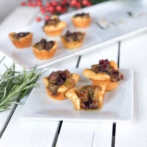 sausage stuffed biscuit cups