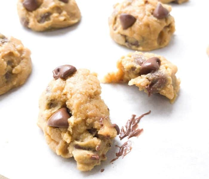 Mocha Pudding Cookies