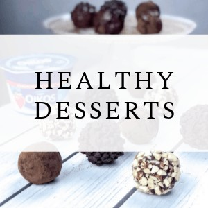 desserts for parties