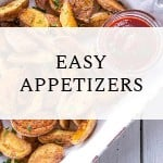 simple appetizers for parties