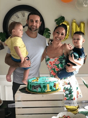 aleka shunk and her family.