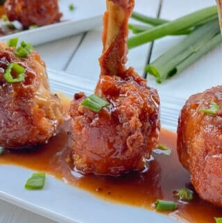 How to lollipop chicken wings. A great party appetizer!