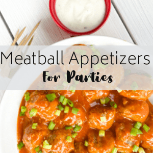 appetizers for parties or a crowd that can be made ahead
