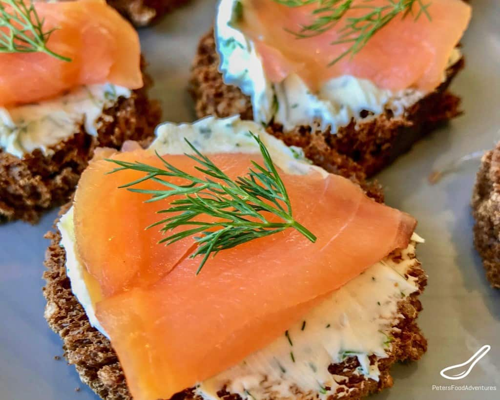 Fancy Hors d'oeuvres
