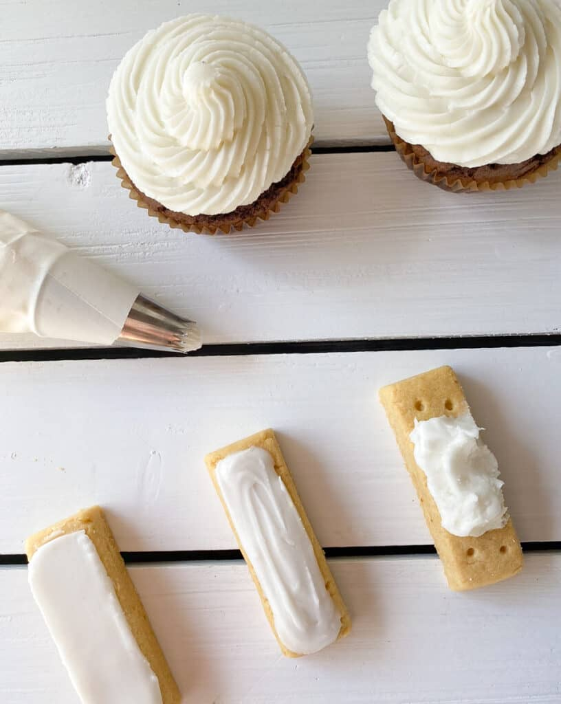 Easy Powdered Sugar Vanilla Frosting Without Butter