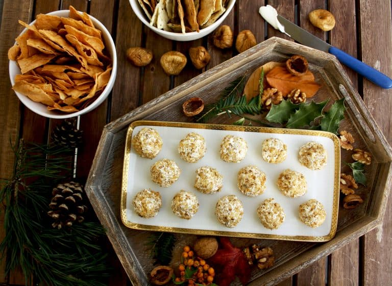 mini cheese ball appetizers for parties