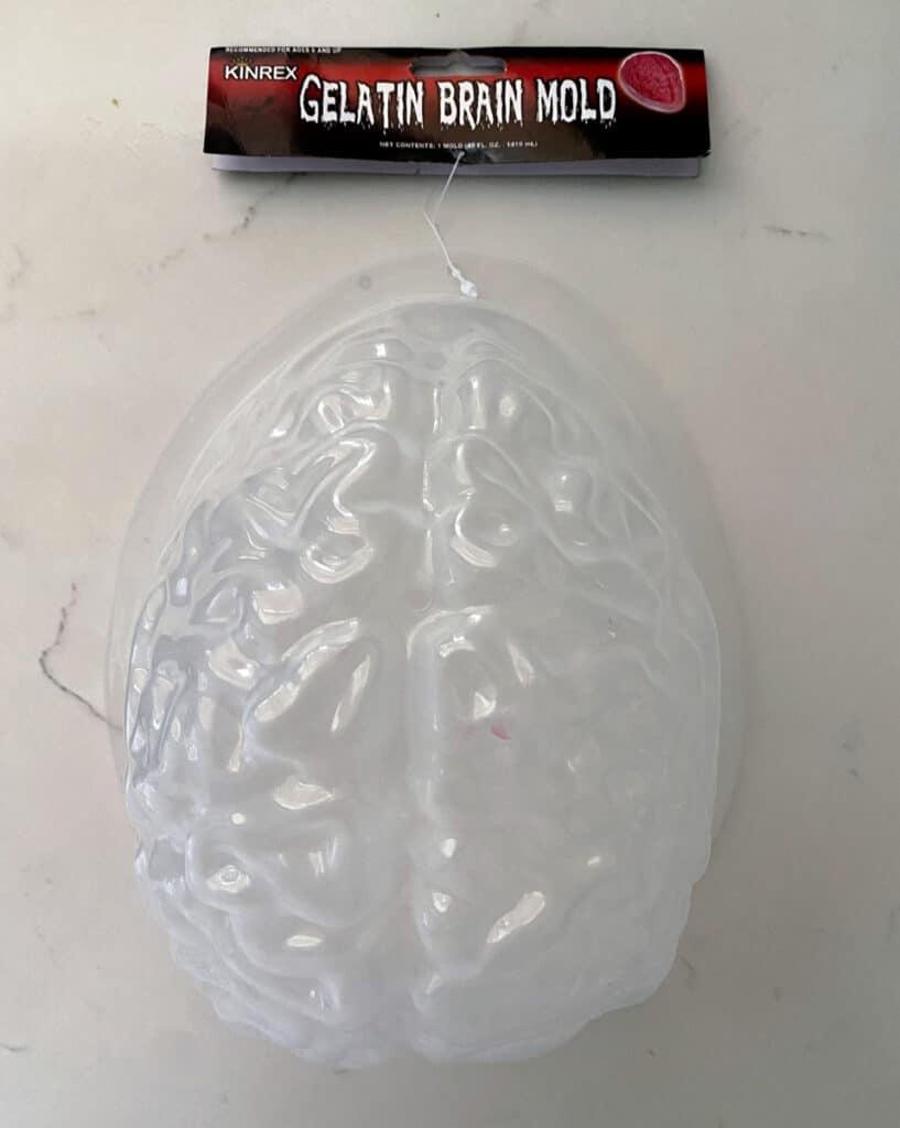 plastic brain mold